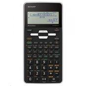 SHARP tehnični kalkulator ELW531THWH, črn-srebrn