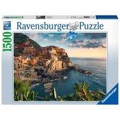 Ravensburger slagalica 162277 Pogled na Cinque Terre ,1500 komada