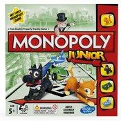HASBRO društvena igra MONOPOLY JUNIOR A6984