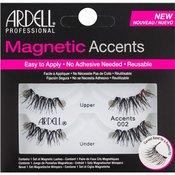 Ardell Magnetic Accents Accents 002 magnetne trepalnica 1 ks odtenek Black