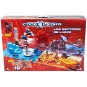 Code Lyoko - 4 Sveta Lioka - sektori i figura Vilijama SB3089072