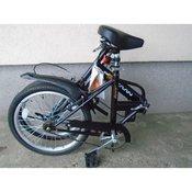 CAPRIOLO rasklopivi bicikl Pelikan Folding 20