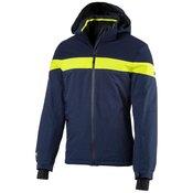 McKinley AREND UX, muška jakna za skijanje, plava