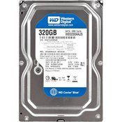 WD hard disk WD3200AAJS