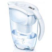 BRITA Elemaris XL White Bela, Bokal za filtriranje vode