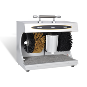 vidaXL Elektricni stroj za poliranje cipela