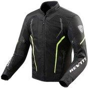 Revit! Jacket GT-R Air 2 Black-Neon Yellow XL