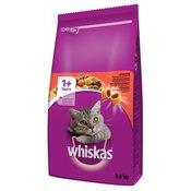 WHISKAS mačja hrana 3,8 kg