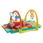 Bright Starts 3u1 Bebi gimnastika - tunel - prostirka za igru Jungle Fun