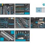 Hazet Komplet alata za motorna vozila 242-dijelni set Hazet 0-2500-163/242