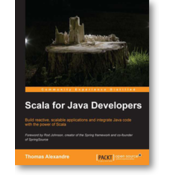 SCALA FOR JAVA DEVELOPERS, Thomas Alexandre
