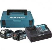 Set akumulatorjev MAKITA BL1040B baterija + MAKITA DC10SA polnilnik