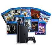 PlayStation® PS4 Slim 1TB HITS Extra Bundle konzola