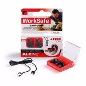 Čepki za ušesa Alpine WorkSafe