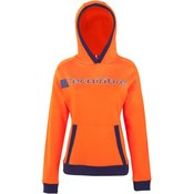 Tecnifibre ženski kapucar TF Fleece Hoodie 2018 Orange