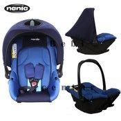 Nania auto sedište i nosiljka za bebe Baby Ride Abyss 0 - 13 kg