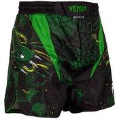 Venum Green Viper hlacice za boks (crno-zelene)