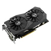 ASUS GeForce GTX 1050 Ti OC Edition 4GB GDDR5 128bit - STRIX-GTX1050TI-O4G-GAMING  Nvidia GeForce GTX 1050 Ti, 4GB, GDDR5, 128bit