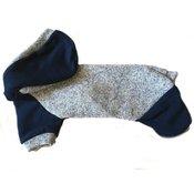 DOG WOOD oblačilo za psa Panama (40cm), modra
