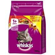 Whiskas 1+ govedina - 800 g