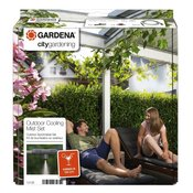 GARDENA GARDENA Gradski vrt Set vanjskog zracnog hladnjaka Uticna spojka Duljina crijeva: 10 m 13135-20