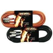 GEWA Midi cable Hot Wire 3 m, red
