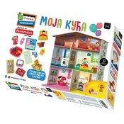 Montessori SR Edukativna igra Moja Kuca Lisciani RS72477