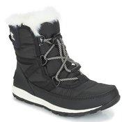 SOREL otroški škornji za sneg YOUTH WHITNEY? SHORT LACE, črni