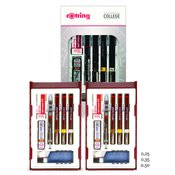Rotring set Isograph College, 0,2 + 0,3 + 0,5 mm