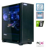 Namizni računalnik PCX EXIES i7-9700K/16GB/SSD500GB/2TB/RTX2060-6GB (PCX EXIES E1) (145943)