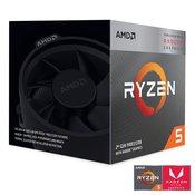 AMD procesor Ryzen 5 3400G 3.7/4.2GHz, box