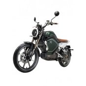 Super Soco motocikli TC Electric Motorcycle Green