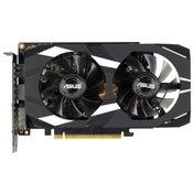 ASUS grafična kartica Geforce GTX 1660TI DUAL OC 6GB GDDR6 (DUAL-GTX1660TI-O6G)