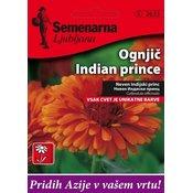 SEMENA CVETOČIH RASTLIN SEMENARNA CALENDULA OFF. INDIAN PRINCE M.V. AZIJA 2633