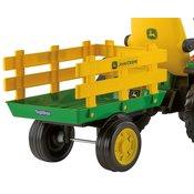 Peg Perego Traktor sa prikolicom na akumulator John Deere Ground Force IGOR0047 P75121047
