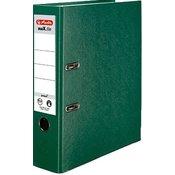 Herlitz registrator maX.file protect A4, 80 mm, zeleni