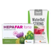 Hepafar + WaterOut GRATIS