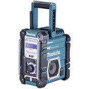 Makita DAB+ (1012) Radio za gradilište Makita DMR112 AUX, Bluetooth, UKW, USB Zašticeno protiv prskanja Tirkizna, Crna