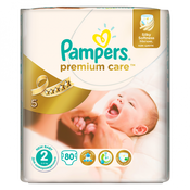 PAMPERS pelene PREMIUM CARE MINI 80