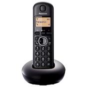 PANASONIC bežicni telefon KX-TG1611FXH, crna