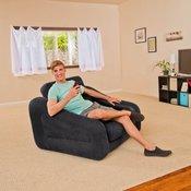 Intex Stolica / Krevet na napuhavanje 107 x 221 x 66 cm 1 osoba 68565NP