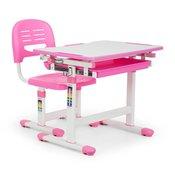 ONECONCEPT otroška pisalna miza Annika, roza