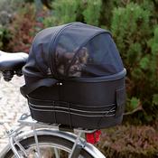 TRIXIE Torba za prijevoz psa bicikl 29x42x48 cm Crna 13118