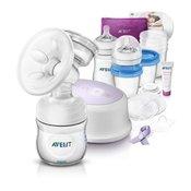 Philips Avent komplet za dojenje z električno prsno črpalko