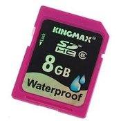 KINGMAX SDHC Card 8Gb Class 6