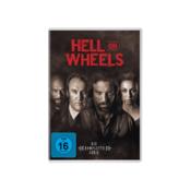 Hell On Wheels - Staffel 1-5 - Die komplette Serie