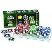 Piatnik Pro Poker Set - 100 ?etona 07-790591