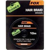 Hair Braid 10m Brown