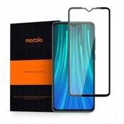 Zaščitno kaljeno steklo Mocolo za XIAOMI REDMI NOTE 8 PRO BLACK