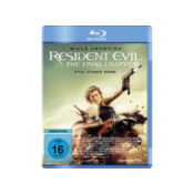 Resident Evil: The Final Chapter, 1 Blu-ray